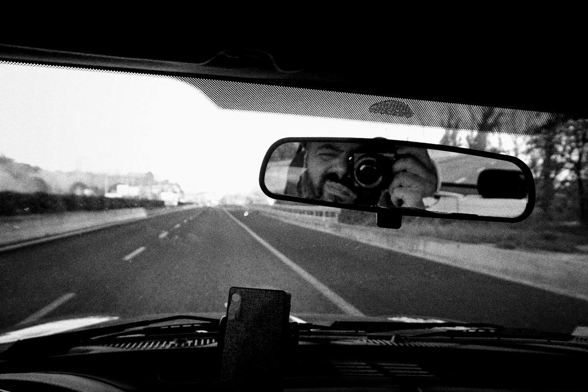 Self in macchina 002