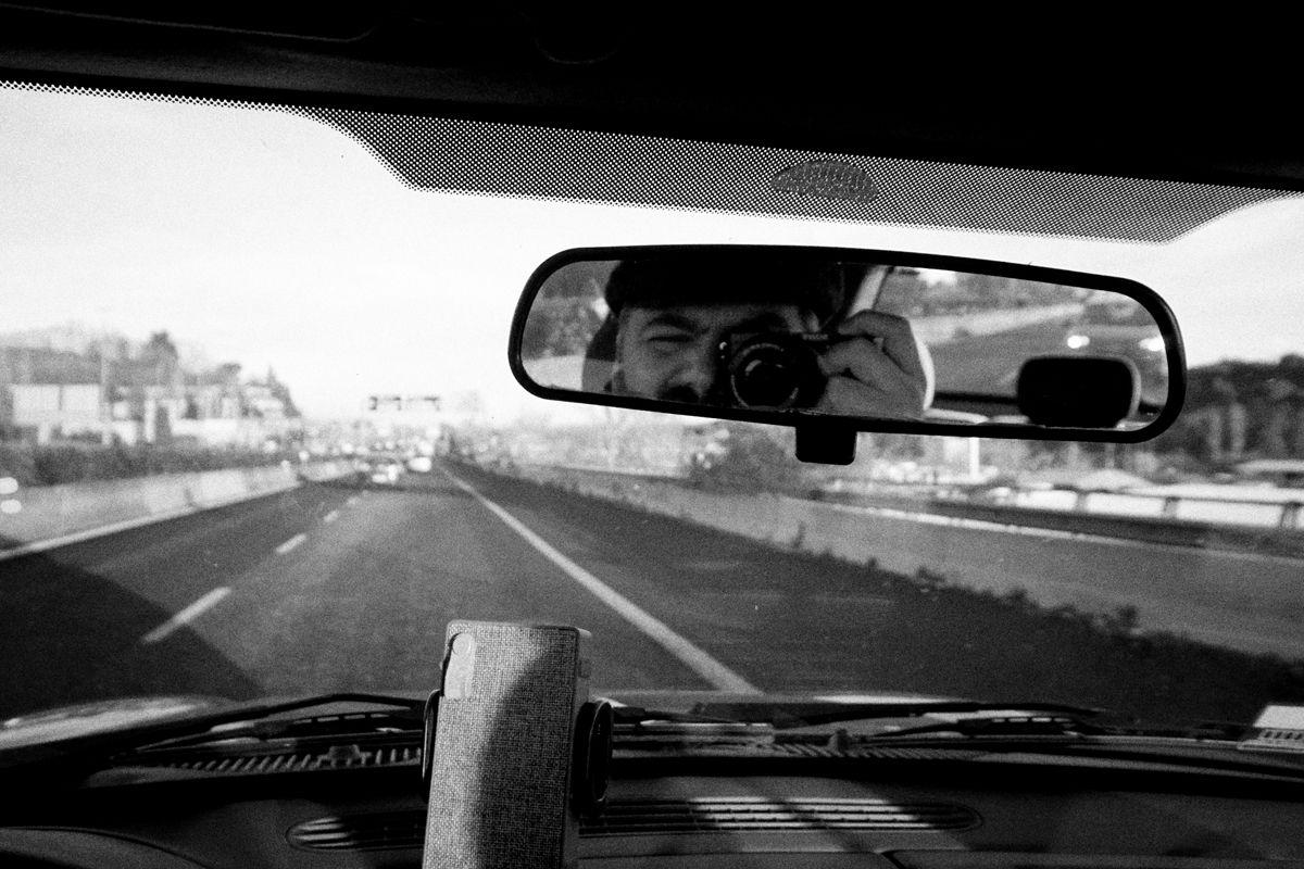 Self in macchina