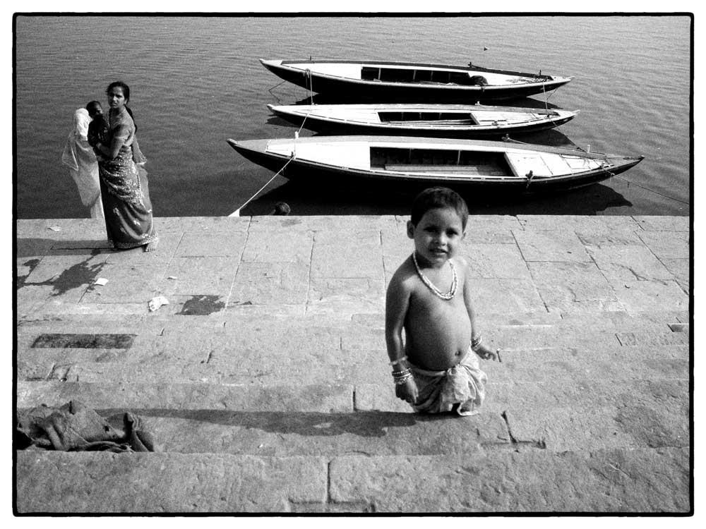 Francesco-Menghini-a-Varanasi