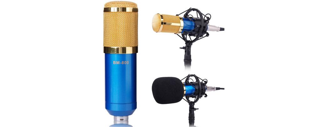 Microfono-a-condensatore