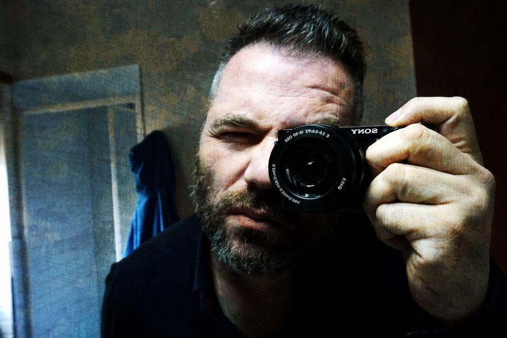 Selfie Francesco Menghini 003