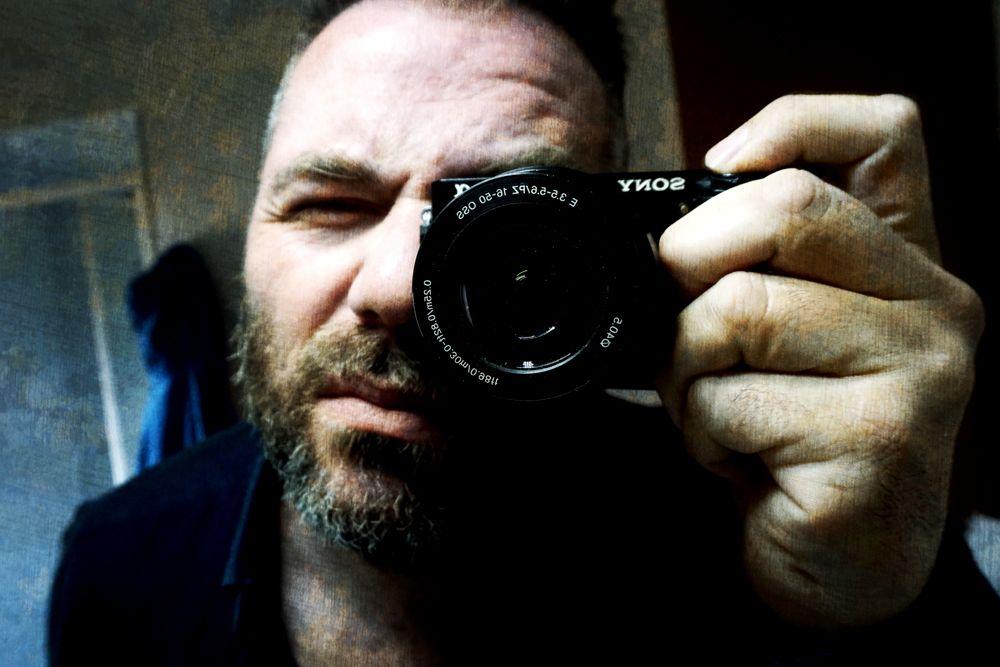 Selfie Francesco Menghini 002