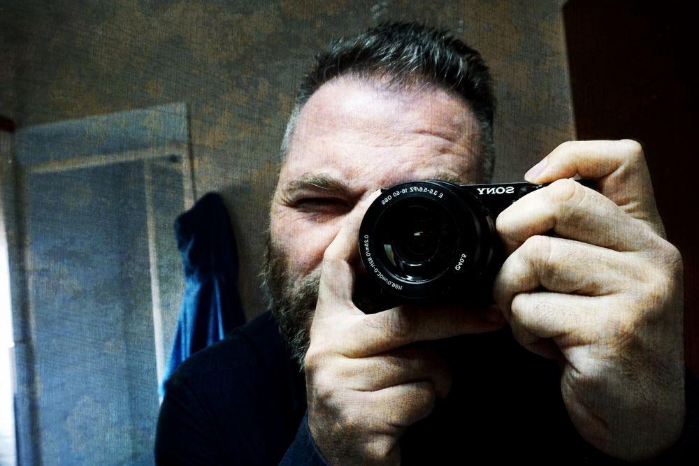 Selfie Francesco Menghini