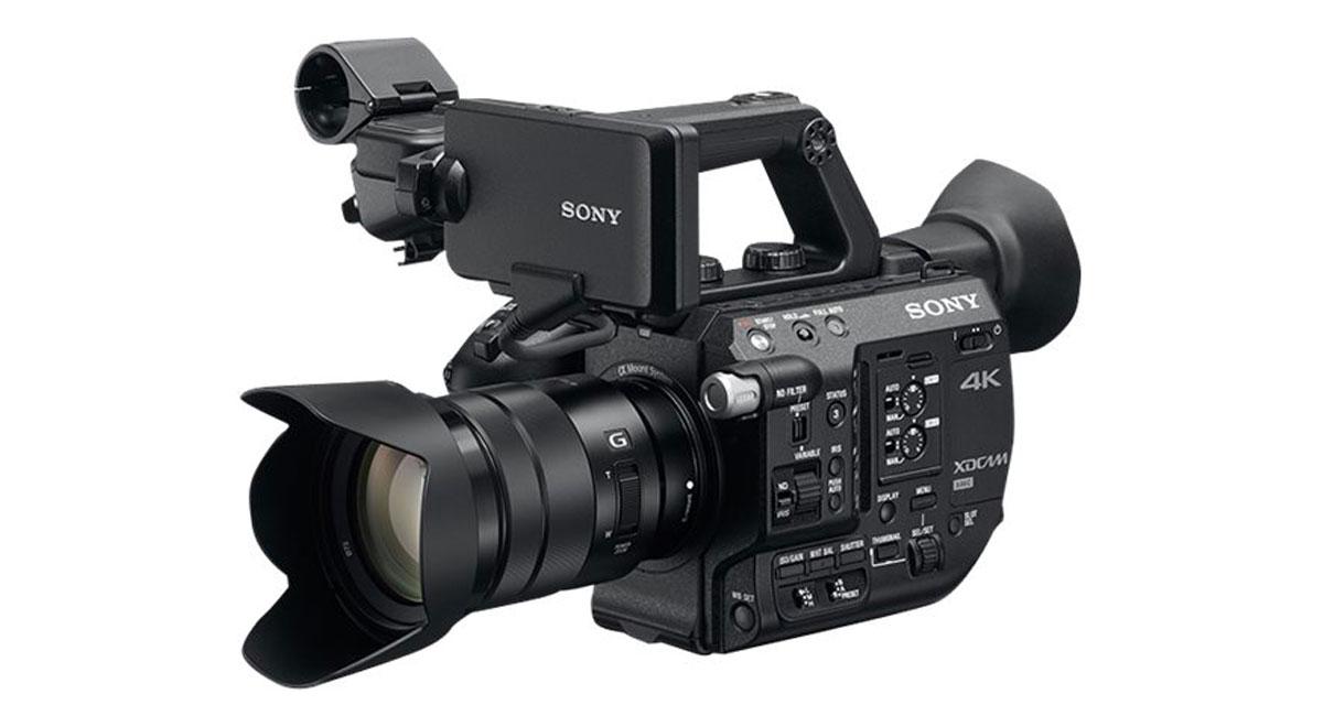 Sony-Fs5