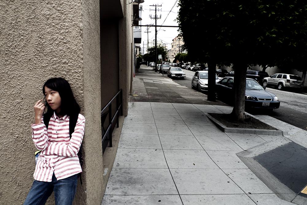 Fotografare una persona senza il suo consenso