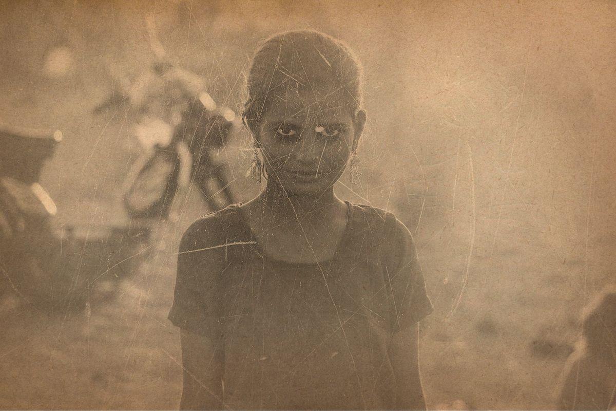 Vintage effect su Photoshop 001