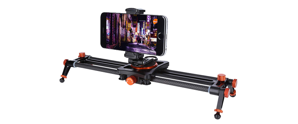 Slider-per-smartphone