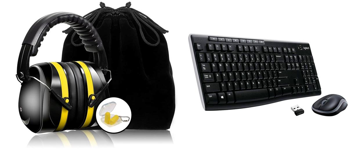 Tastiera-e-mouse-da-lavoro-in-remoto