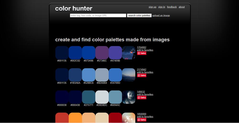 Color-Hunter